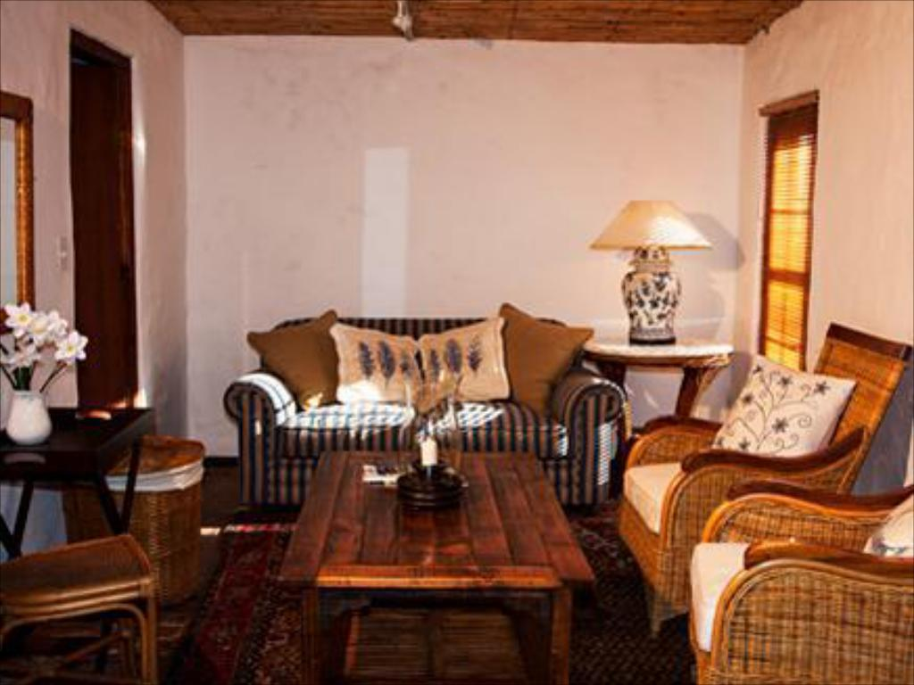 Vista Interior Paternoster Accommodation