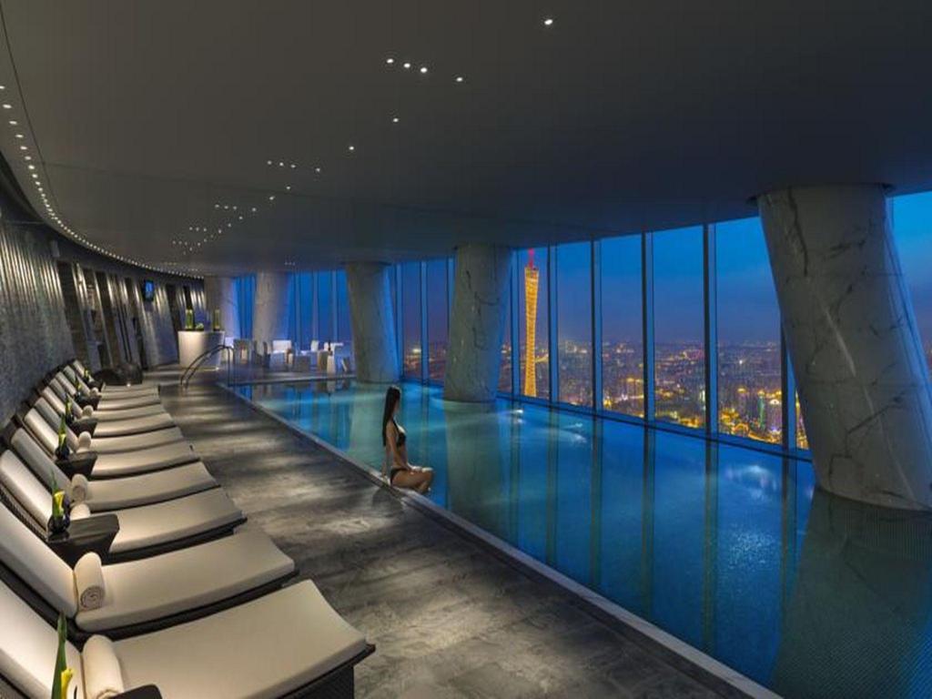 Best Price On Four Seasons Hotel Guangzhou In Guangzhou Reviews