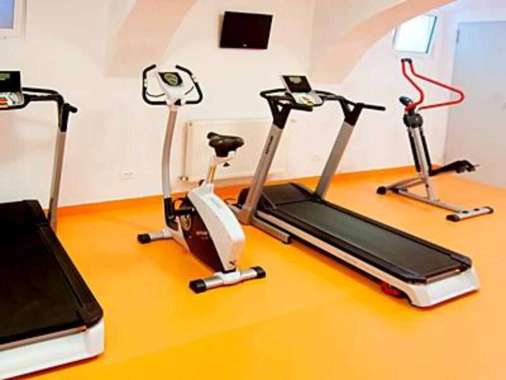 Fitness center Hotel Armatti