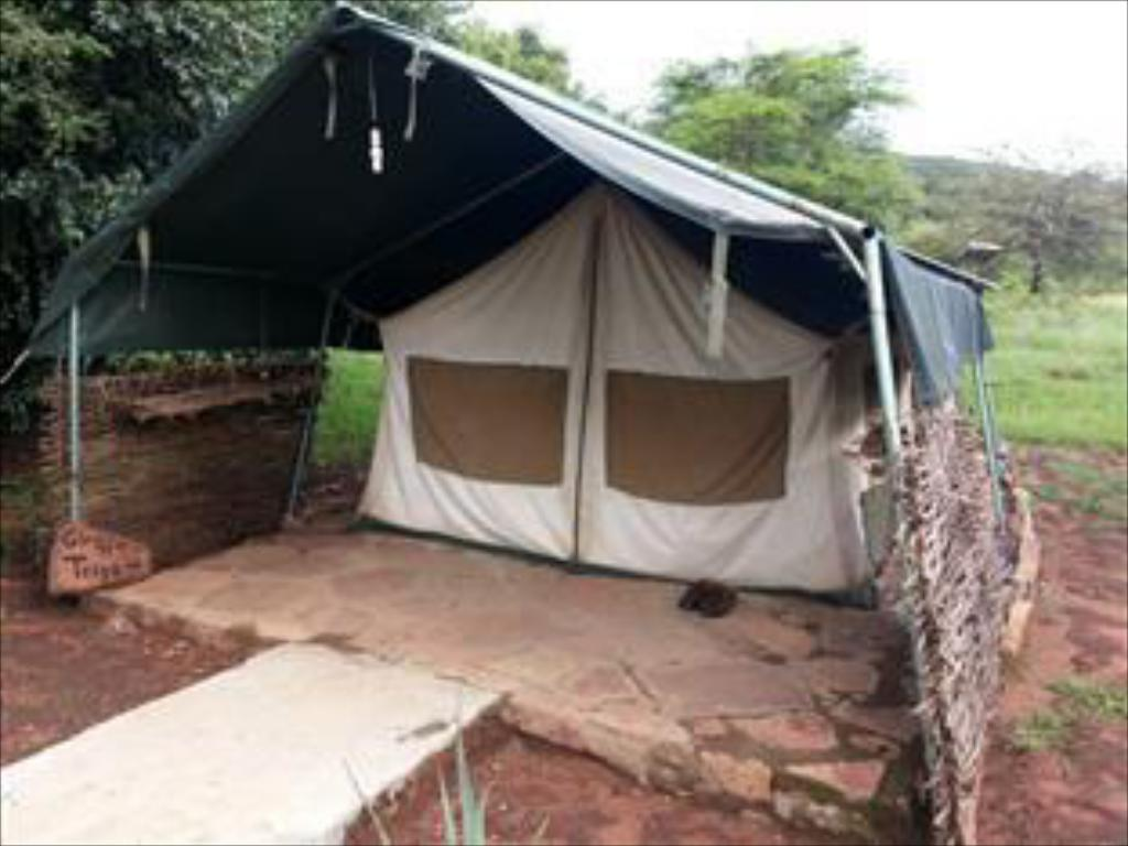 Exterior view Maasai Land Tented Safari Camp