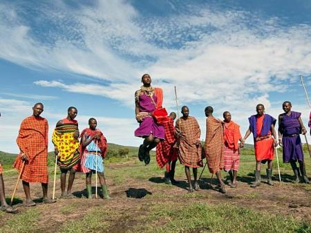 Surrounding environment Maasai Land Tented Safari Camp
