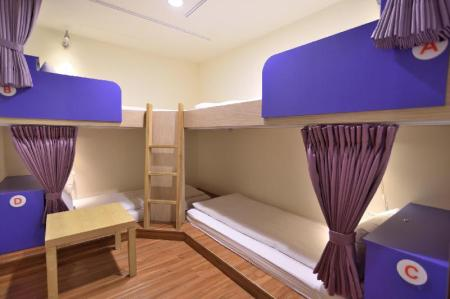 1 Person in 4-Bed Dormitory - Female Only C U Hotel