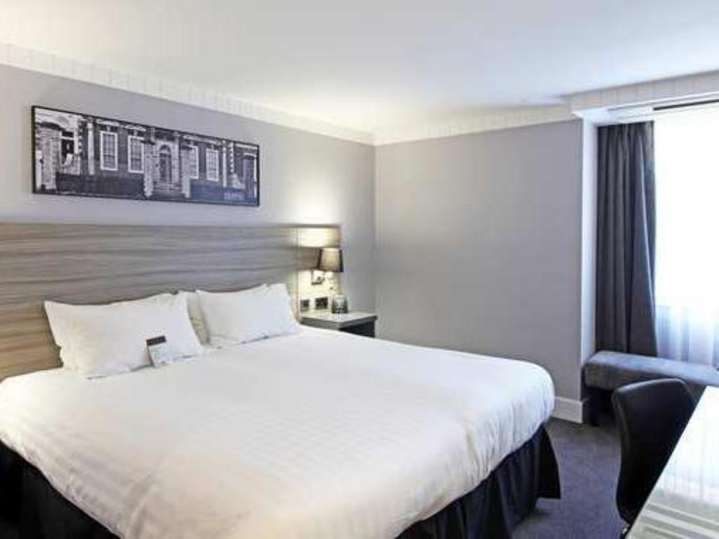 Двойна стая за гости DoubleTree by Hilton Hotel Bristol City Centre