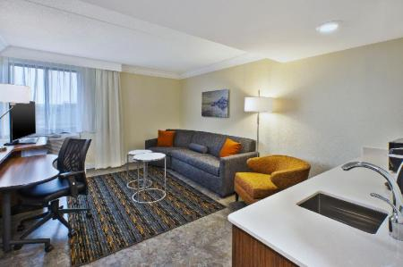 עיצוב הפנים Fairfield Inn & Suites Dulles Airport Herndon/Reston