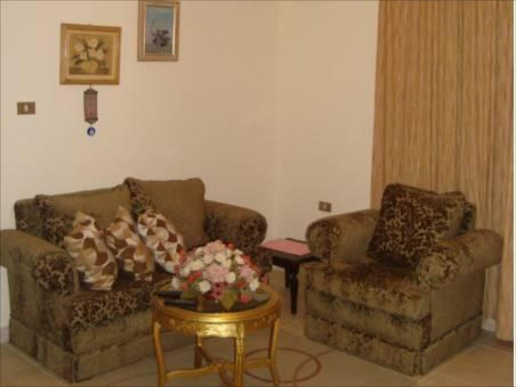 Widok wnętrza Al Nakheel Furnished Apartments