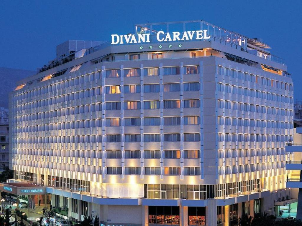 More about Divani Caravel Hotel
