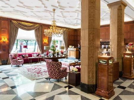 Fairmont Hotel Vier Jahreszeiten Hamburg Ab 211 Agoda Com