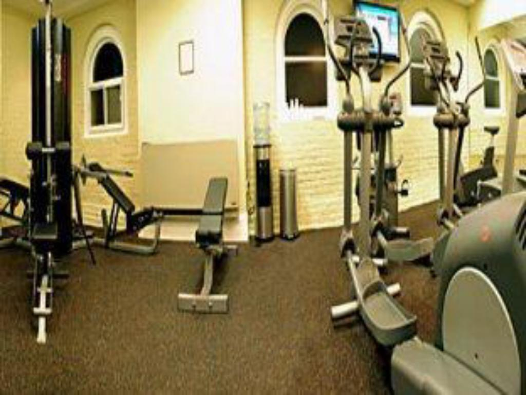 Fitness center Jekyll Island Club Hotel