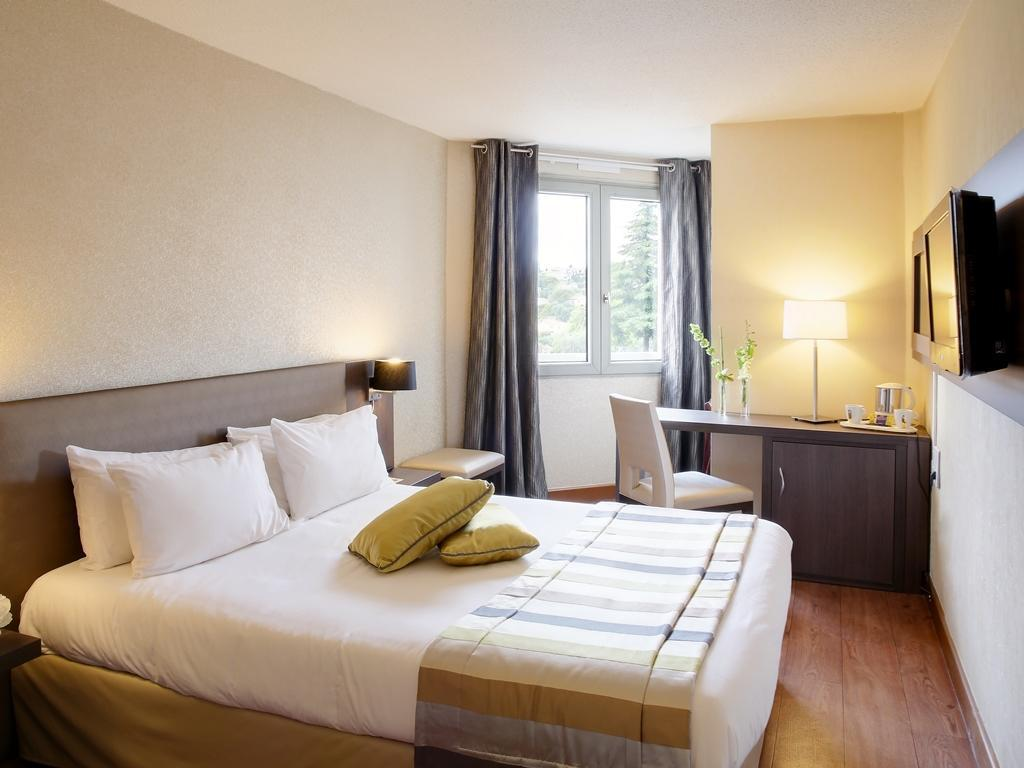 Comfort Double Room - Room plan Best Western Plus Hotel Elixir Grasse