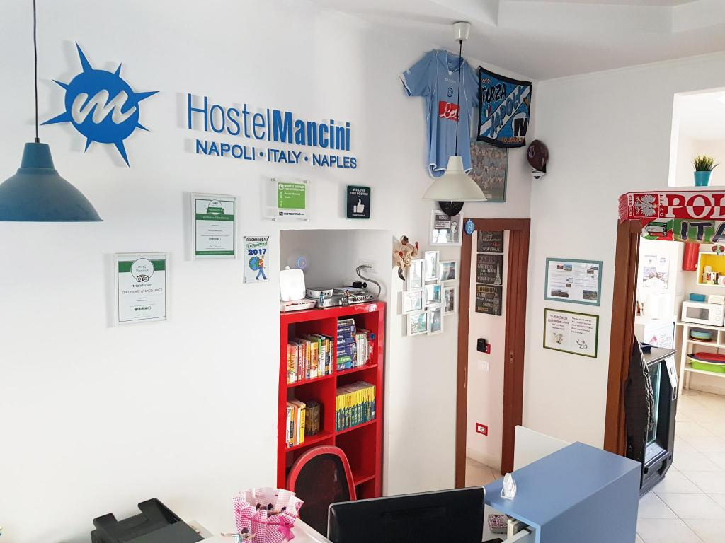 More about Hostel Mancini Naples