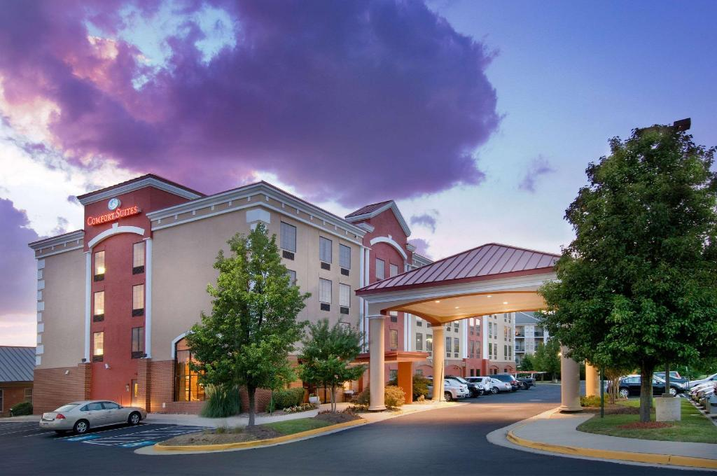 Comfort Suites Dulles Airport Chantilly