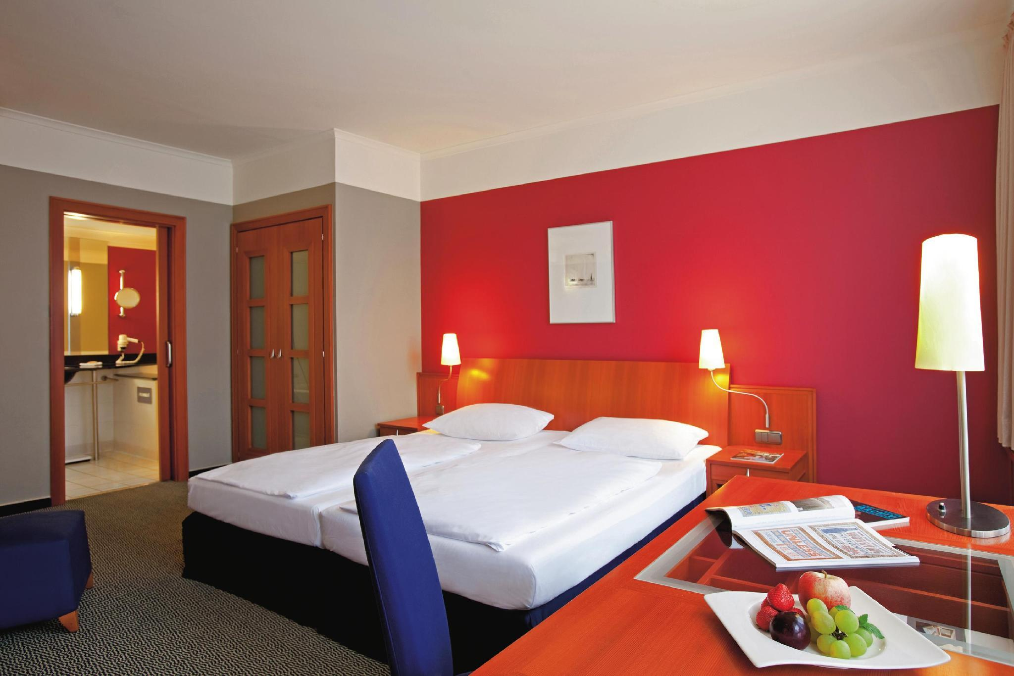 Comfort tweepersoons- of twinkamer (2 aparte bedden) (Comfort Double or Twin Room)