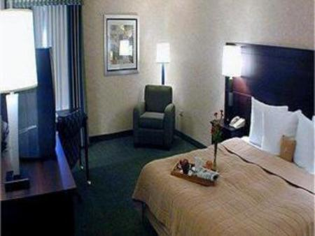 Leisure Room with King Bed - Non-Smoking Holiday Inn La Mirada near Anaheim