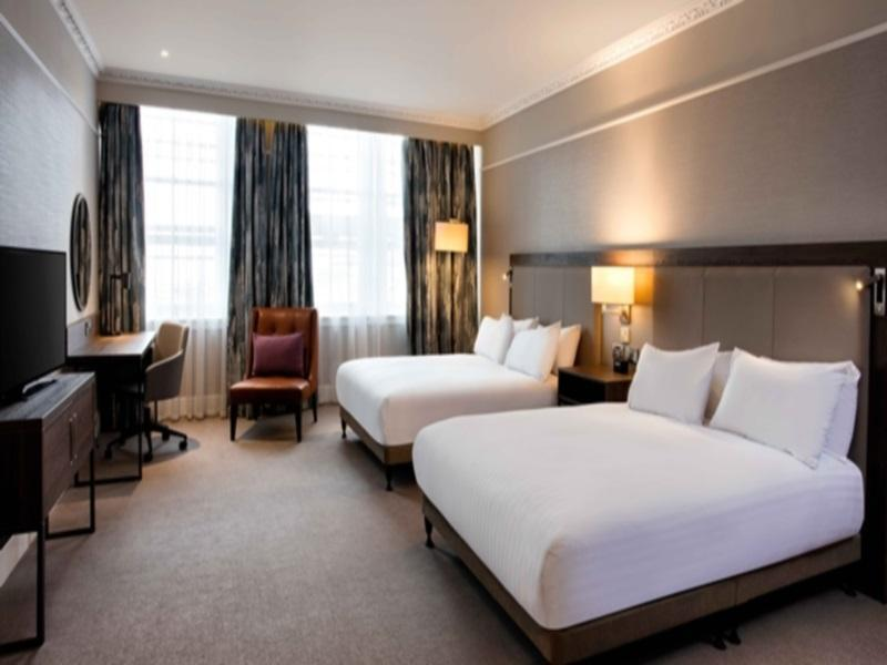 Two Queen Beds Accessible Deluxe Room