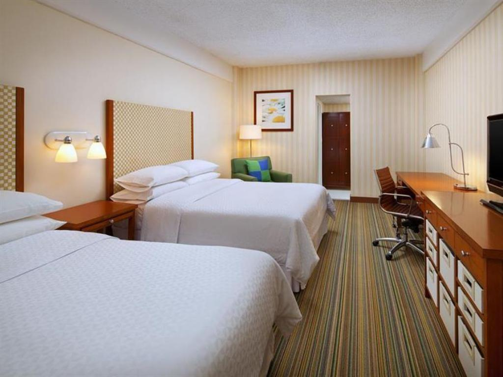 Alle 56 ansehen Four Points by Sheraton Los Angeles International Airport