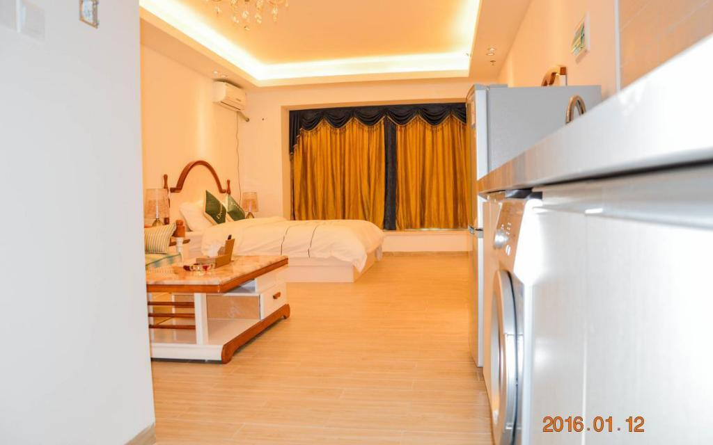 HUAMEI 1 Bed Holiday Apartment near Chimelong