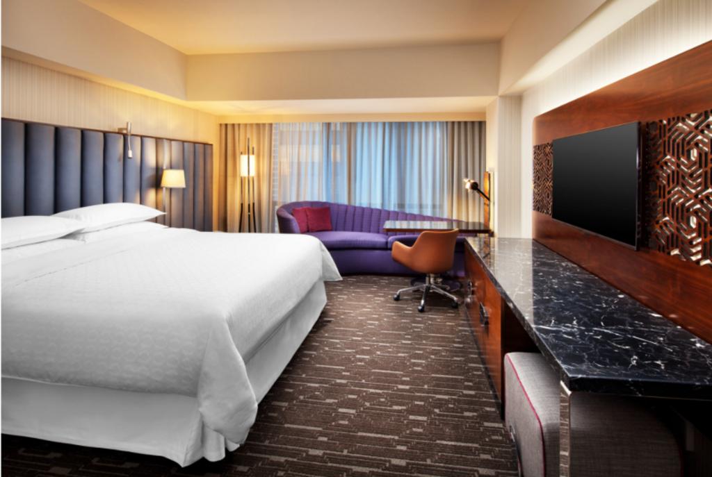 Sheraton Grand Los Angeles Hotel Los Angeles Ca Deals Photos Reviews
