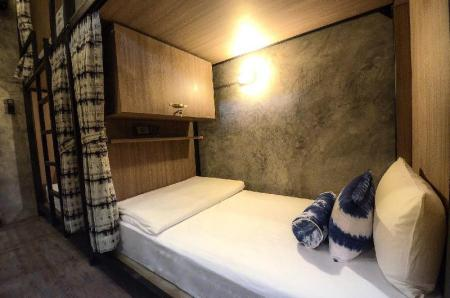 1 Person in 6-Bed Dormitory - Mixed The Chic Lipe