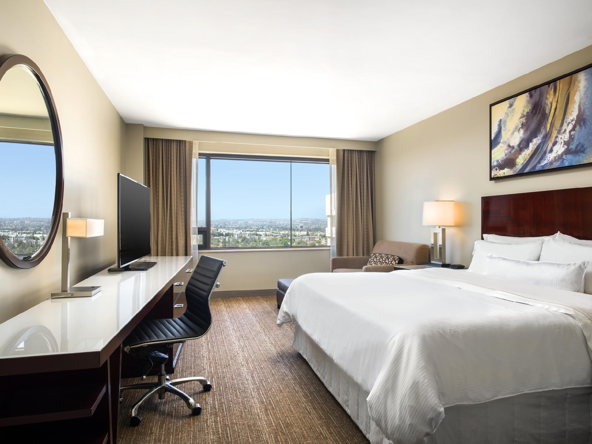 Executive, Executive lounge access, Guest room, 1 King