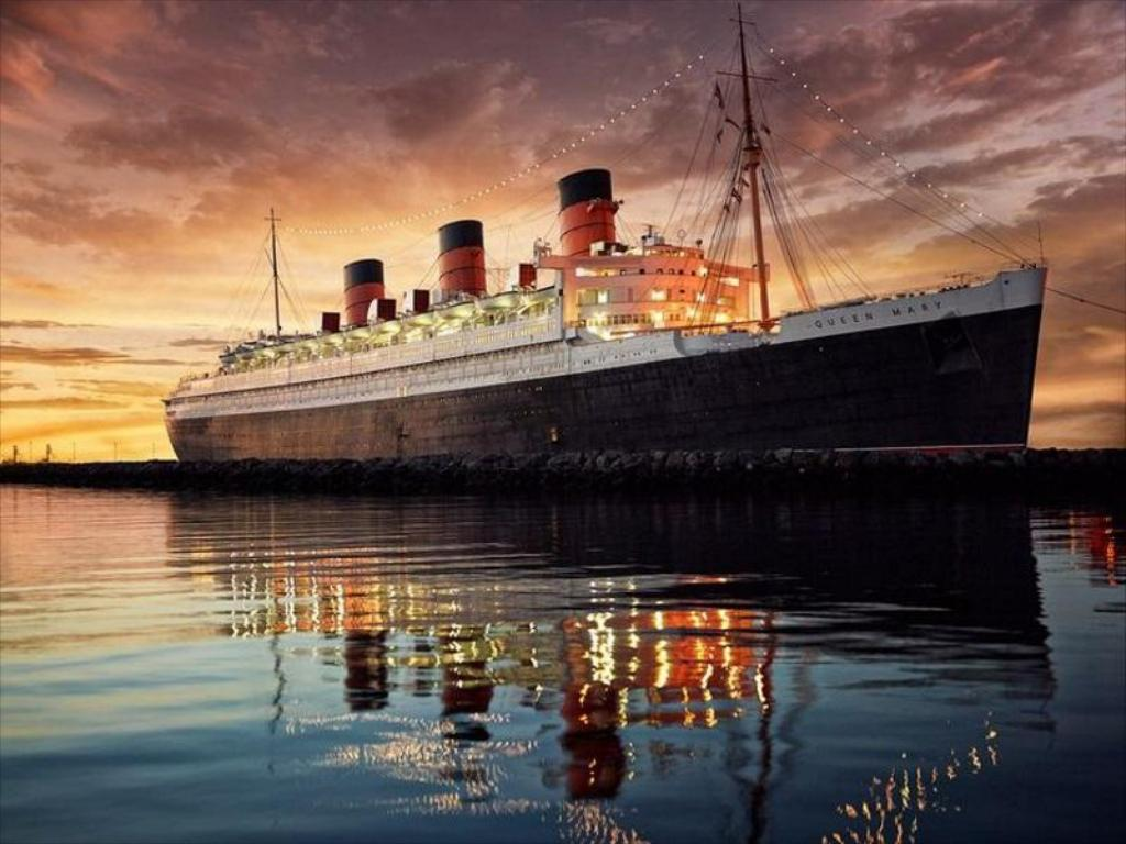 More about The Queen Mary Hotel
