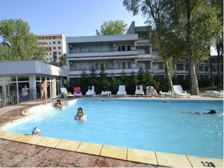 Swimming pool Caraiman Mamaia