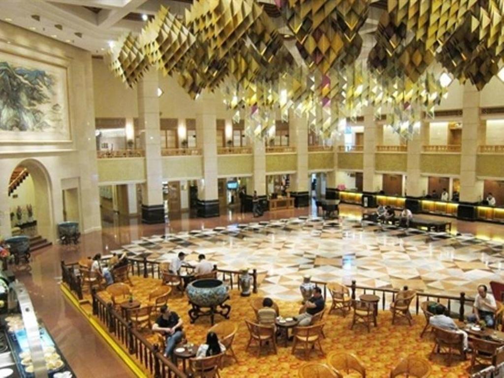 Lobby Xiyuan Hotel