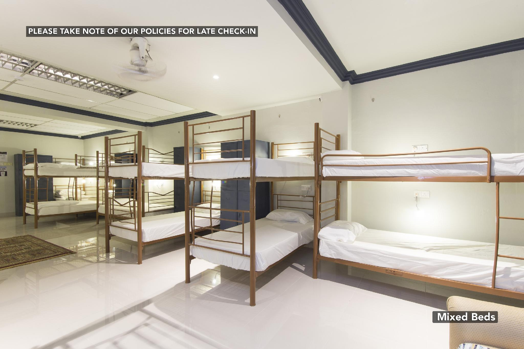 Private Room with Bunk Bed - Mixed