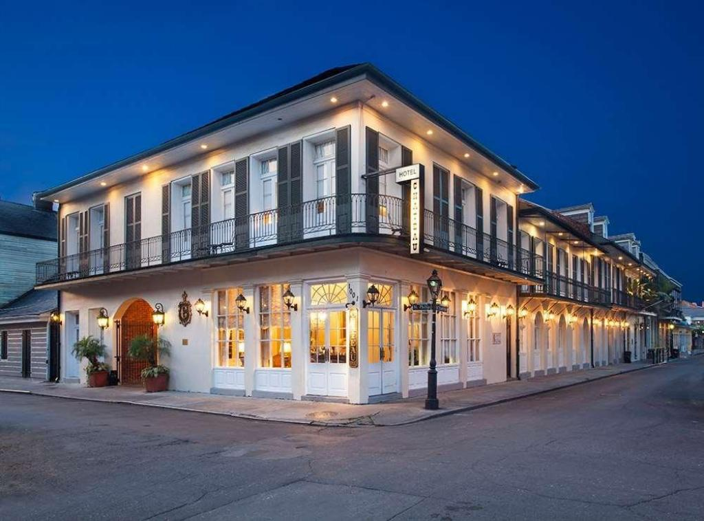 Hotels In New Orleans >> Chateau Hotel New Orleans In New Orleans La Room Deals
