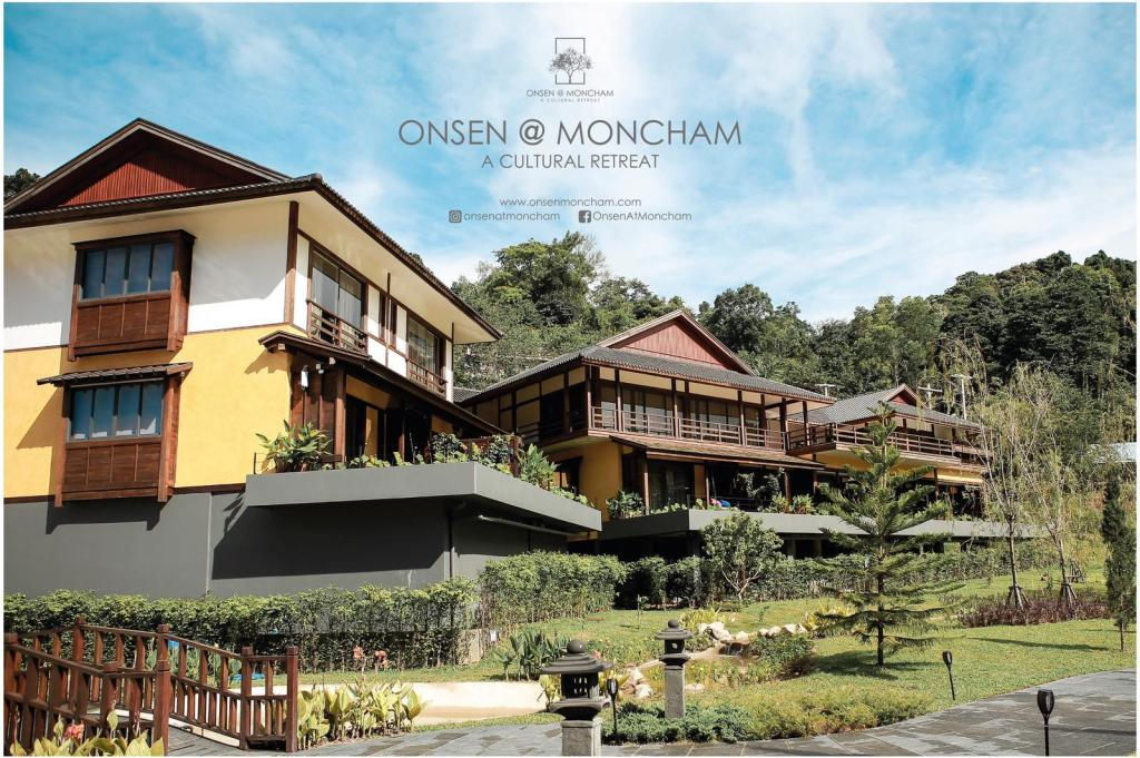 More about Onsen @ Moncham