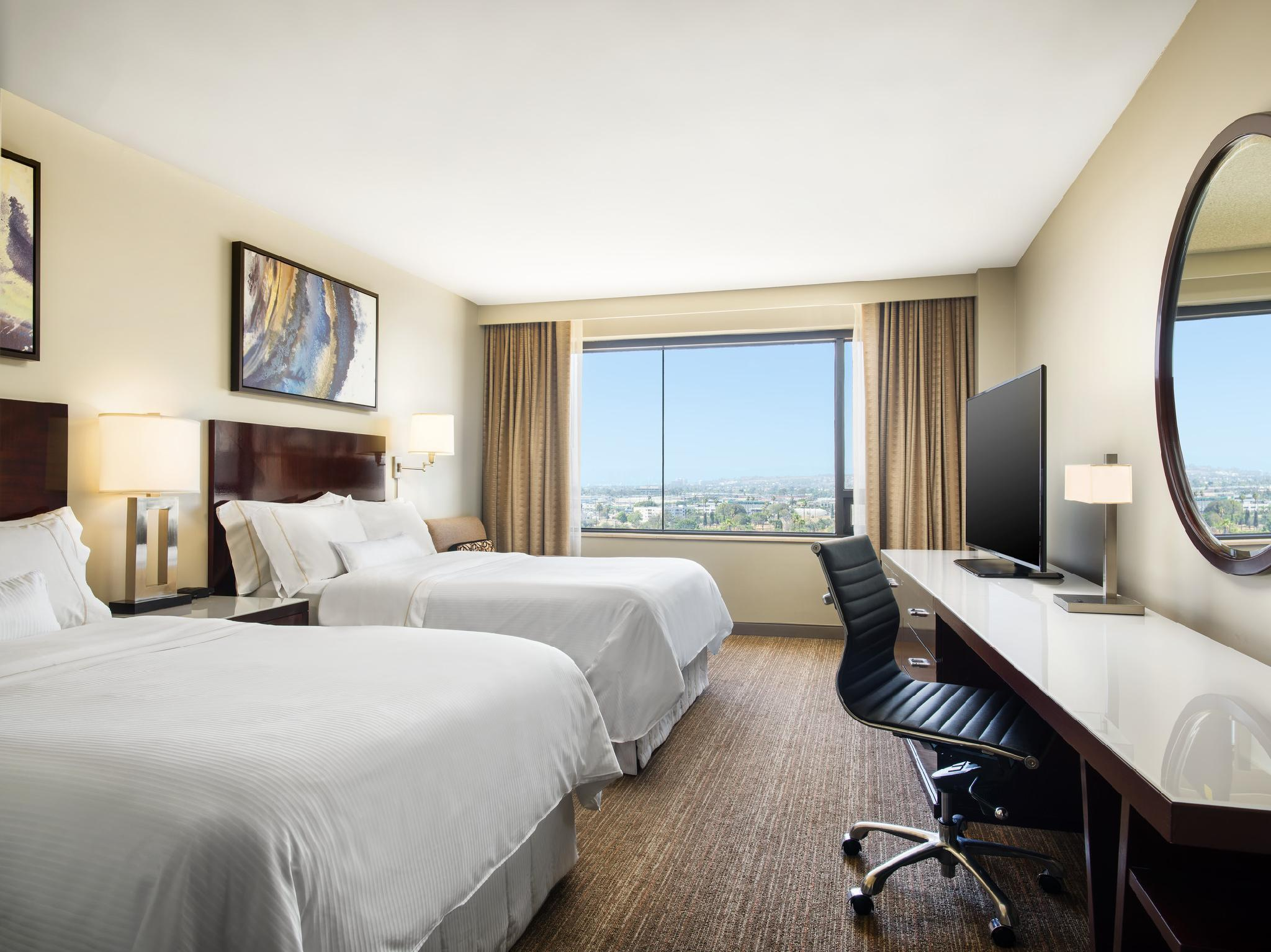 Executive, Executive lounge access, Guest room, 2 Double