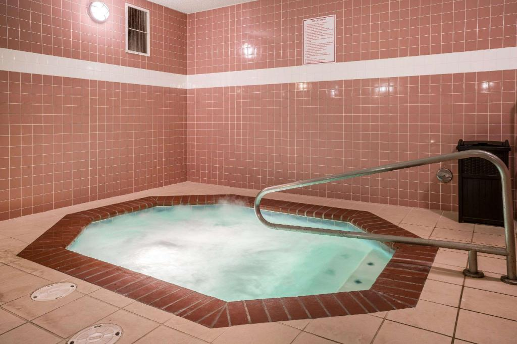 Piscina Comfort Inn Lacey - Olympia