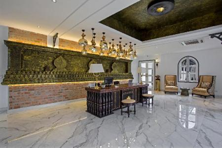 Lobby Le Thatluang D'oR a Boutique Hotel by D Varee