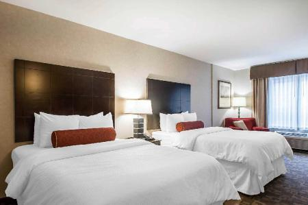 Double with 2 Double Beds - Non-Smoking Clarion Inn Elmhurst - Oakbrook