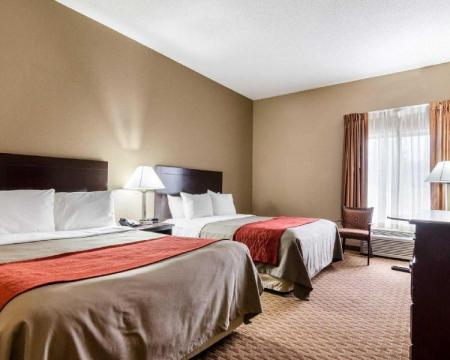 Unitate de cazare standard Quality Inn I-70 Near Kansas Speedway