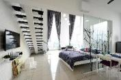 84sqm 1 bedroom, 2 bathroom Apartamento in Mid Valley / Bangsar