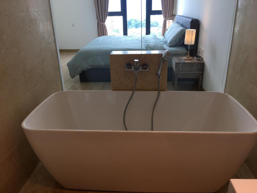 Vasca Da Bagno Jazz : Appartamento di 127 m² con 2 camera e e 3 bagno i privato i in