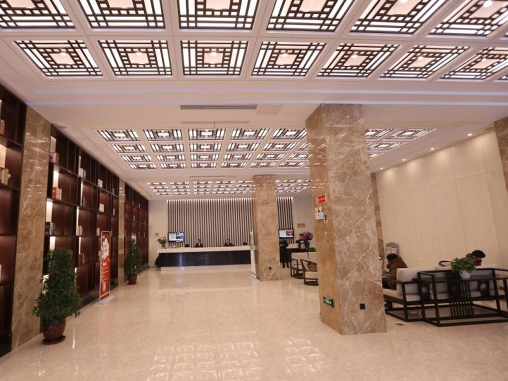 Фойє GreenTree Eastern Tongcheng Economic Development District Tianhong Hotel