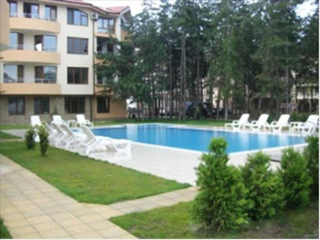 Gal Apartments in Chaika Dreams Complex