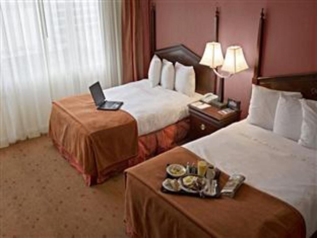 2 Double Beds Non-Smoking - Cama Holiday Inn - Memphis Downtown - Beale St.