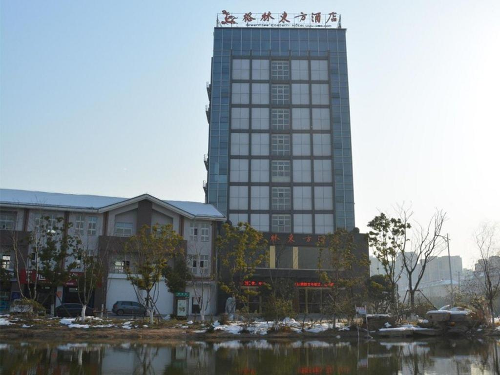 GreenTree Eastern Changzhou Liyang Tianmu Lake Four Season Hotel
