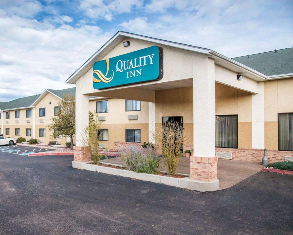 More about Quality Inn Colorado Springs Airport