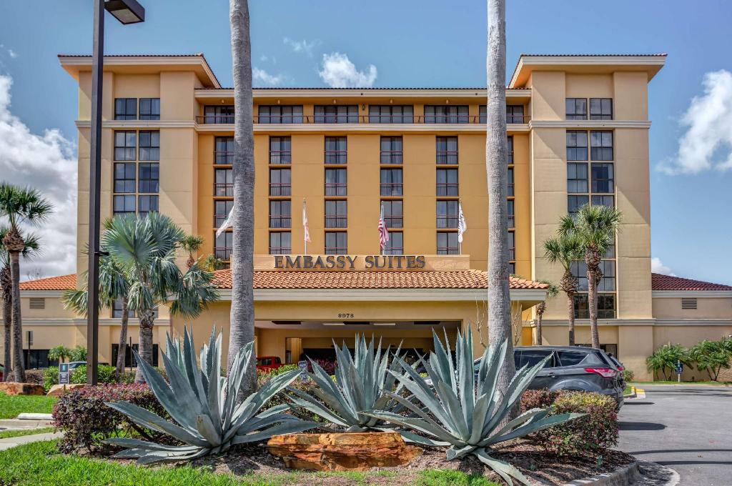 Embassy Suites Hotel Orlando International Drive South Convention