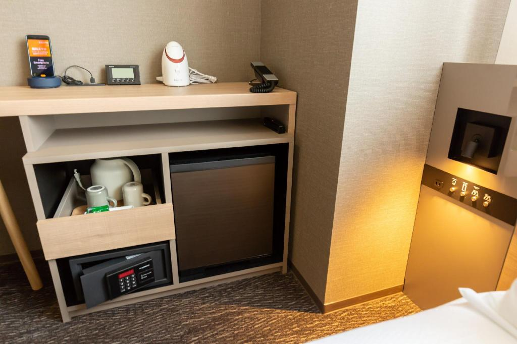 Single Room Non-Smoking - Interior view Hotel M's Est Kyoto Station South