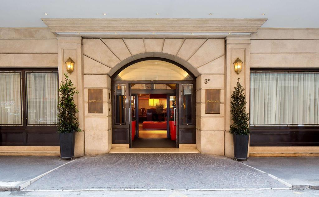 More about Starhotels Metropole