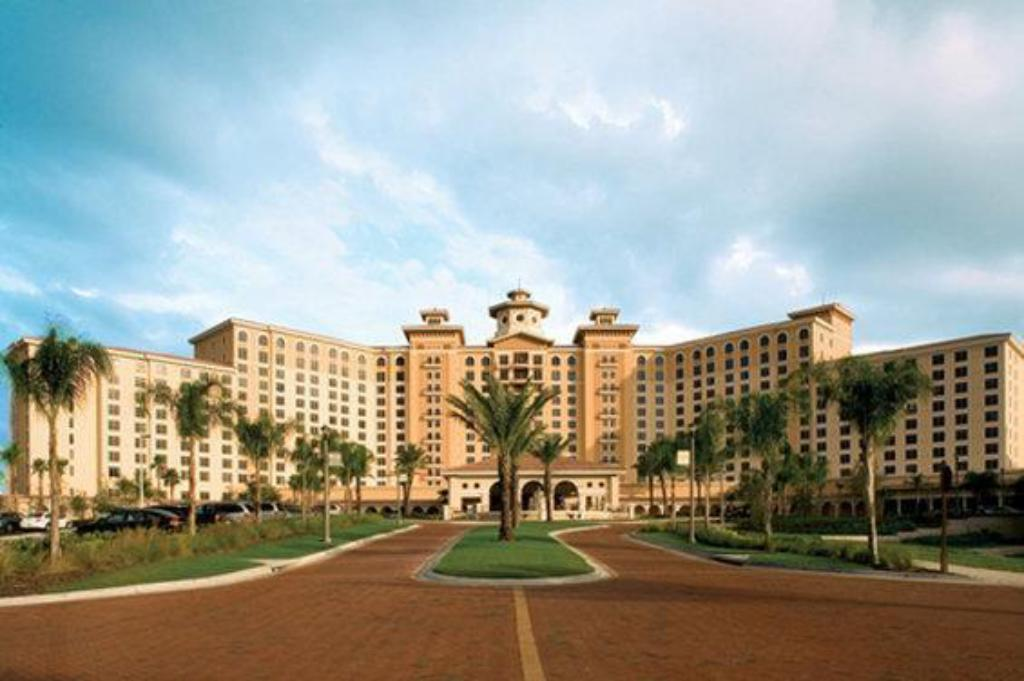 Rosen Shingle Creek Hotel Orlando Fl
