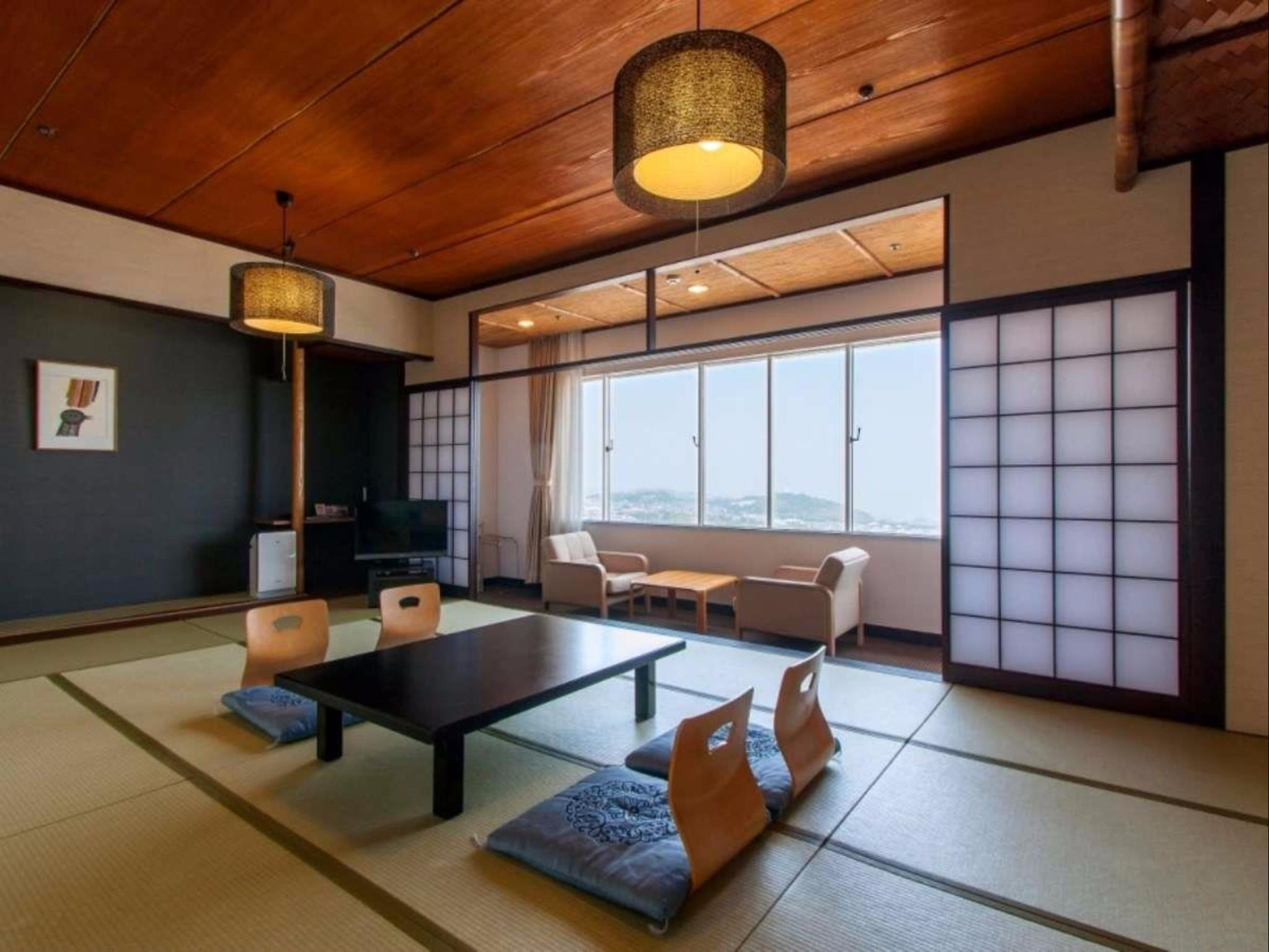Main Building Ocean View Japanese Style Room