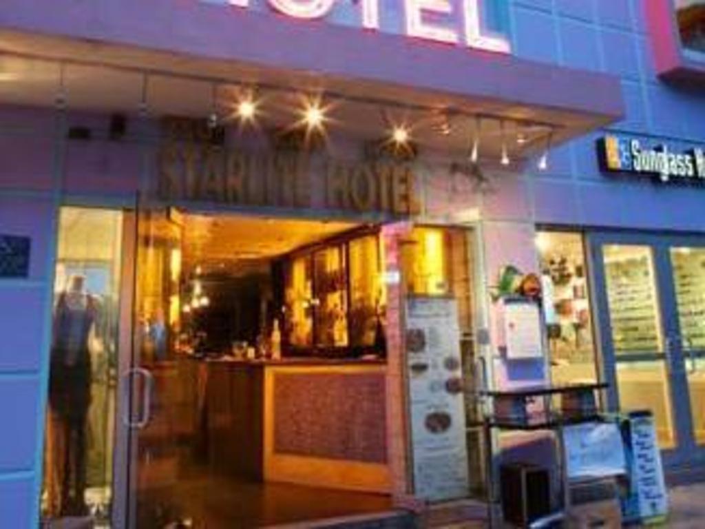 Starlite Hotel In Miami Beach Fl