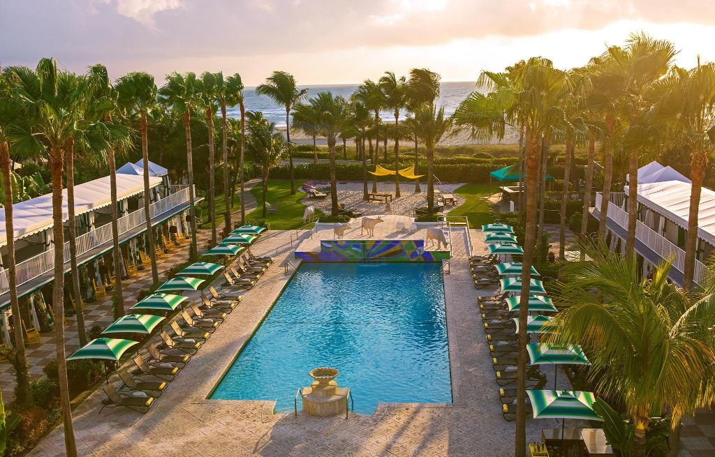 Kimpton Surfcomber Hotel In Miami Beach