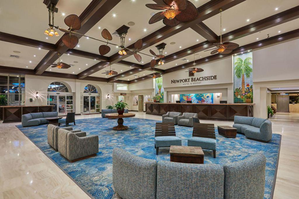Newport Beachside Hotel And Resort
