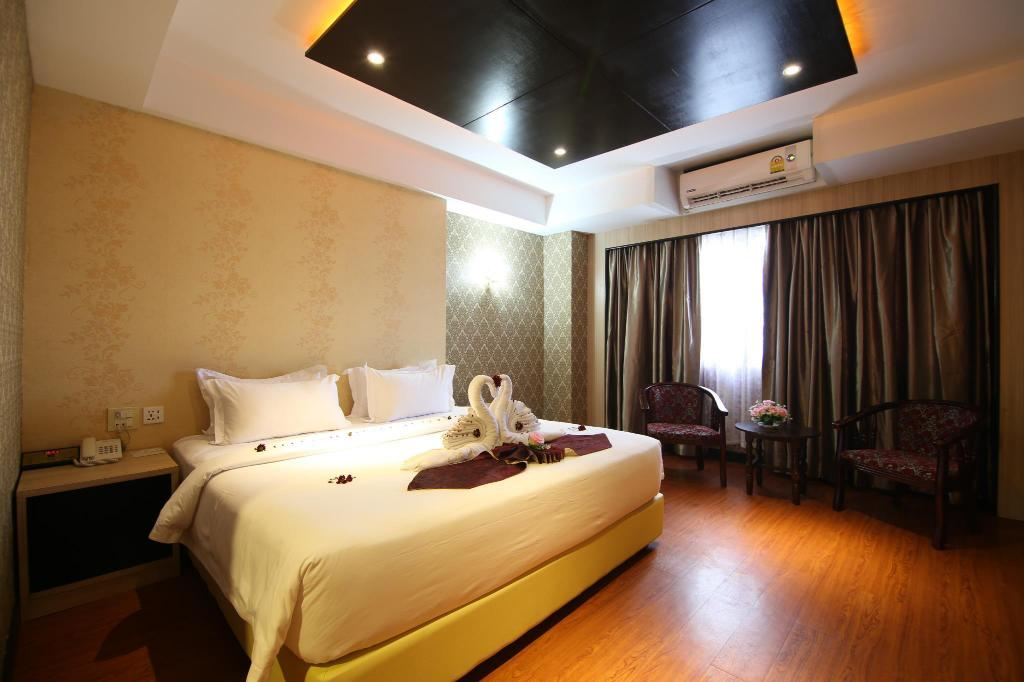 Standard King - Bed M Hotel Danok